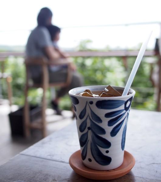 沖縄の紅茶もいただきました