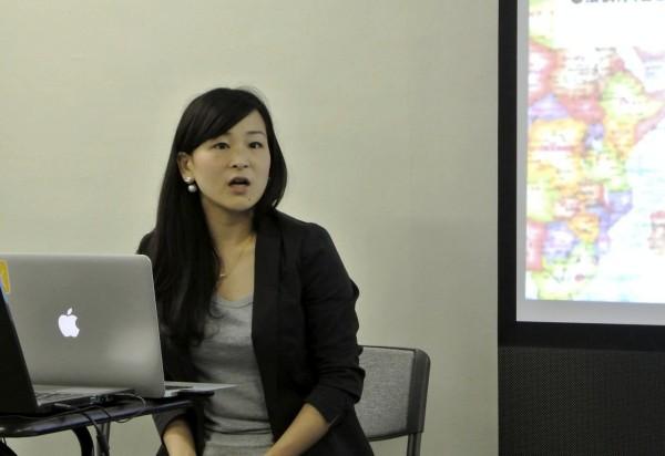かものはしプロジェクト小畠さんによる「ファンドレイジングができるWebサイトの作り方」