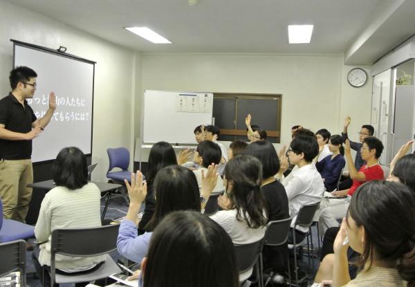 e-Education代表理事・三輪さんによる講演