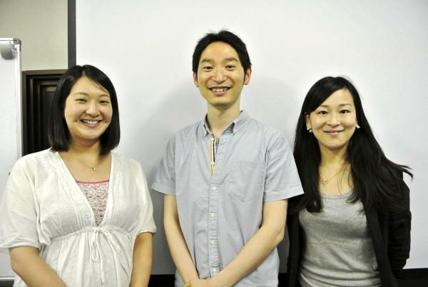 かものはしプロジェクト小畠さん、NGO・PLAS門田さん、加藤たけしさん(登壇されたお三方)