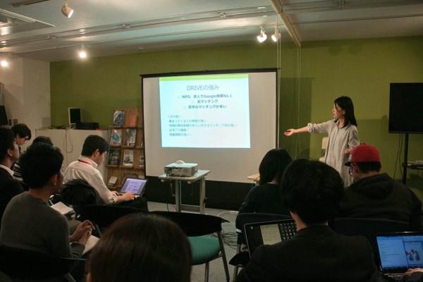 NPO法人ETIC.桐田さんによる「DRVE流メディア運営」