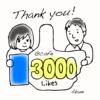 3000Likes