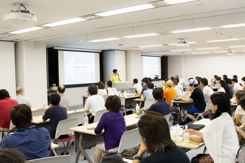 東京ソーシャルシフトの会 過去イベントの様子