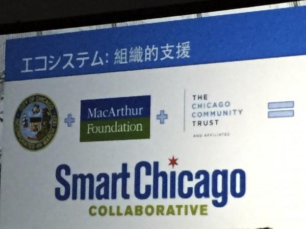 シカゴにおけるシビックテックのためのエコシステム