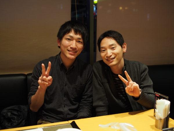 愛さんさん宅食の濱野さんと仙台にて牛たんディナー