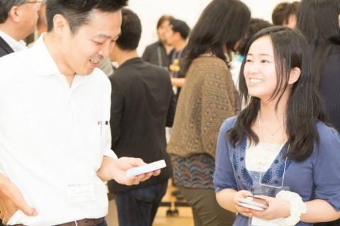 東京ソーシャルシフトの会 懇親会の様子