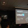 LinkedIn Japan営業企画マネージャー西さんのプレゼン
