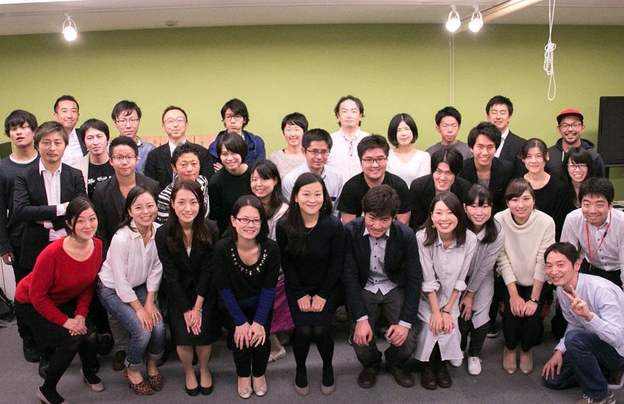 第4回NPOのWebマーケティング勉強会の集合写真