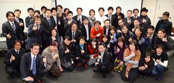 東京ソーシャルシフトの会 2月のイベントの様子