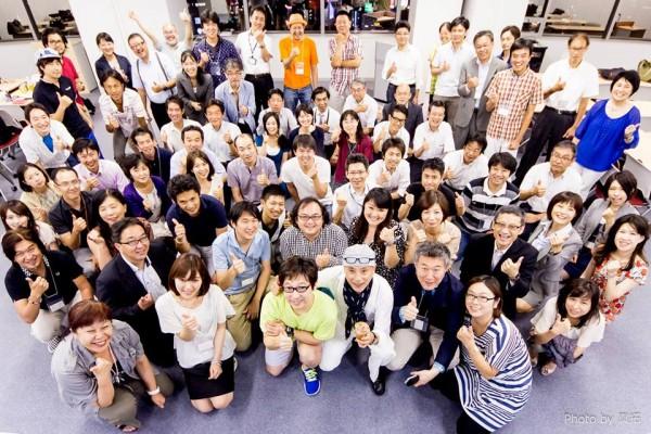 東京ソーシャルシフトの会 集合写真