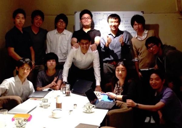 e-Educationとの協働開始時のキックオフMTGにて