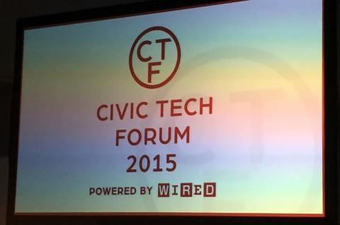 シビックテックの課題と可能性をテーマにした「CIVIC TECH FORUM(シビックテックフォーラム)」
