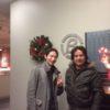 btrax社CEOのBrandonさんと記念撮影