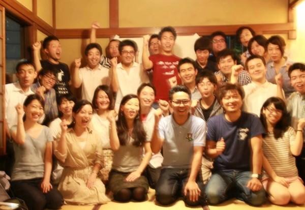 「NPOための実践Webマーケティング勉強会」集合写真