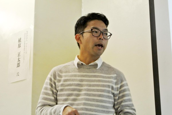 NPO法人グリーンズpeople事業部マネージャー 植原正太郎 氏