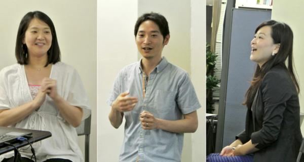 かものはしプロジェクト小畠さん、NGO・PLAS門田さん、加藤たけしさんが登壇したNPOアカデミー