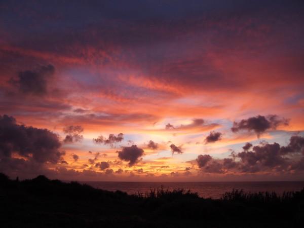 夕暮れ時の古宇利島 Part3
