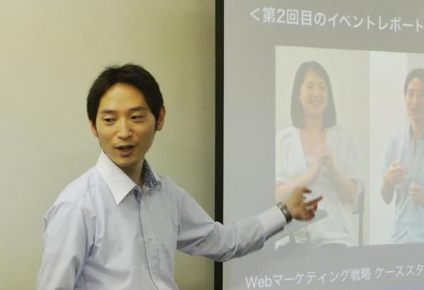 過去2回の講座を振り返る加藤たけしさん