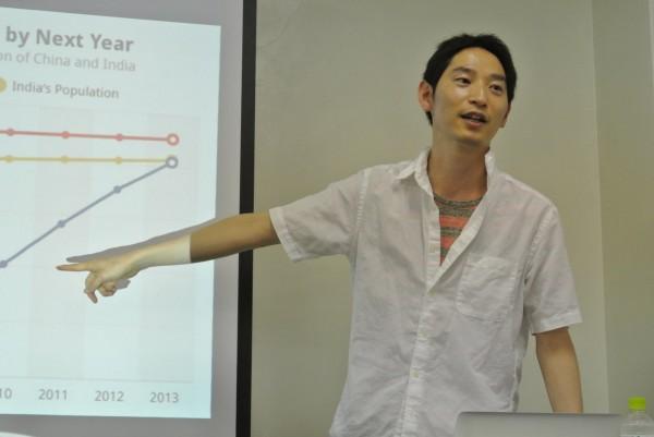 NPOのソーシャルメディアマーケティング講座で登壇させていただきました