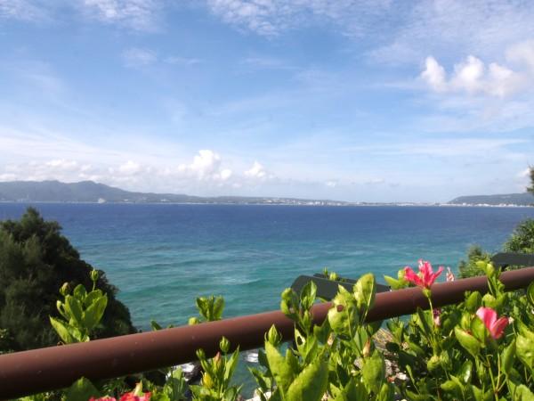 沖縄屈指のリゾート地で眺めるオーシャンビュー