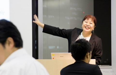 東京ソーシャルシフトの会 マイプロジェクト発表会の様子