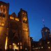 幻想的なグレース大聖堂