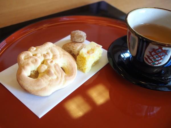 琉球王国時代の伝統菓子:花ぼうる、くんぺん、ちいるんこう、ちんすこう